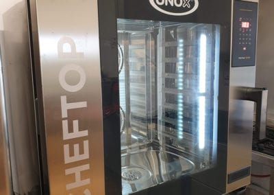 Cheftop Unox Prokitchen catering equipment and supplies small grill oven commercial