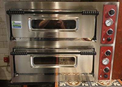 Marzoni dual grill for deli and restaurant Prokitchen catering equipment and supplies
