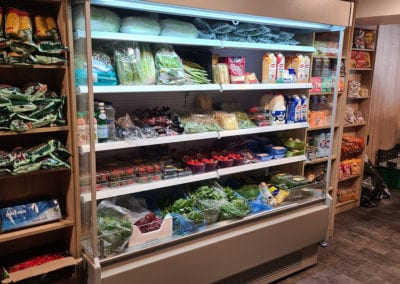 Prokitchen catering equipment and supplies commercial fridge for shop