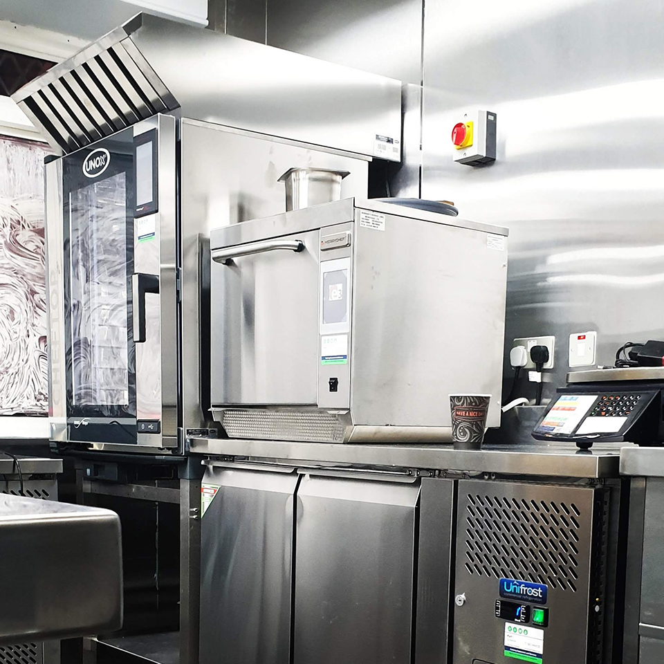 commercial catering equipment Prokitchen catering supplies for commercial kitchens and the hospitality sector Hero Image